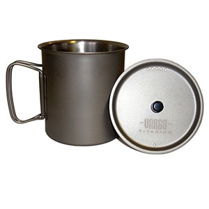 photo: Vargo Titanium Ti-lite Mug (750 ml) cup/mug