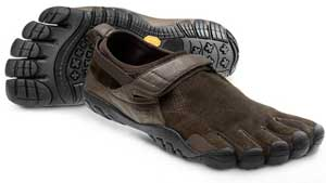 photo: Vibram FiveFingers KSO Trek