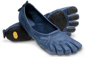photo: Vibram FiveFingers Moc