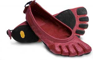 photo: Vibram FiveFingers Performa barefoot/minimal shoe
