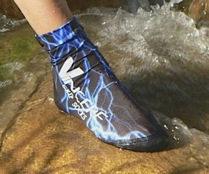photo: Vincere Sports Grip Sock/Boat Sock waterproof sock