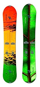 photo: Voile Mojo-RX Splitboard w/Slider Track splitboard