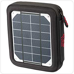 photo: Voltaic Amp solar charger