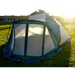 photo of a Walrus 3-4 season convertible tent