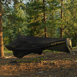 photo: Warbonnet RidgeRunner hammock