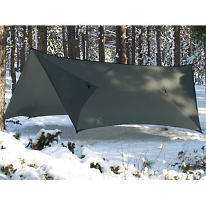 photo of a Warbonnet tarp/shelter
