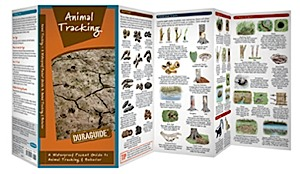 photo: Waterford Press Duraguide Animal Tracking plant/animal identification guide