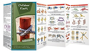 photo: Waterford Press Duraguide Outdoor Knots camping/hiking/backpacking book