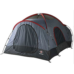 photo of a Wenger hiking/camping product