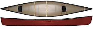 photo: Wenonah Adirondack touring canoe