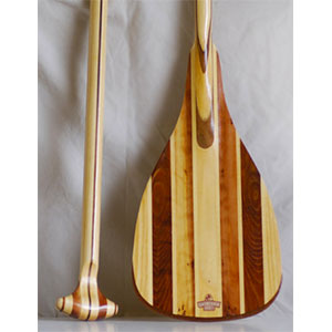 photo of a Whiskeyjack canoe paddle