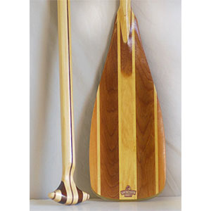 photo: Whiskeyjack Whiskey Jill canoe paddle