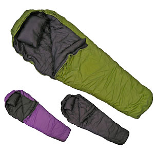 photo: Wiggy's Super Light 3-season synthetic sleeping bag