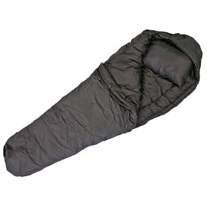 photo: Wiggy's Ultra Light 3-season synthetic sleeping bag