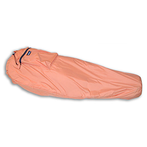 photo: Wild Things Half Bag 3-season synthetic sleeping bag