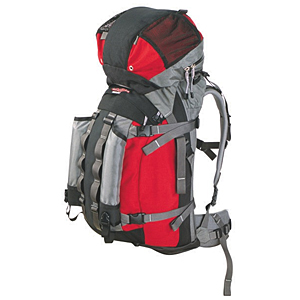 photo: Wookey Serac weekend pack (3,000 - 4,499 cu in)