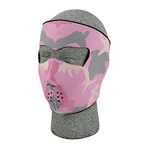 photo: ZanHeadgear Neoprene Face Mask balaclava
