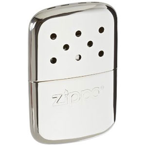 photo: Zippo 12 Hour Hand Warmer survival gear