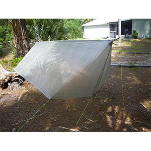 ZPacks Hammock Tarp with Doors