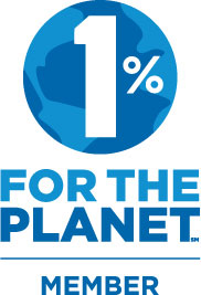 !% For the Planet logo