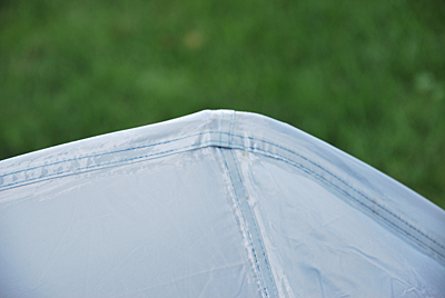 For added protection you can seal both sides of the rain fly here. & How to Seam Seal a Tent - Trailspace.com