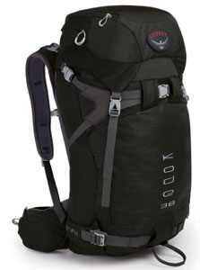 Osprey Kode 38 winter pack