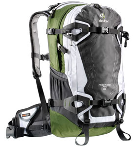 Deuter Freerider Pro 30 winter pack