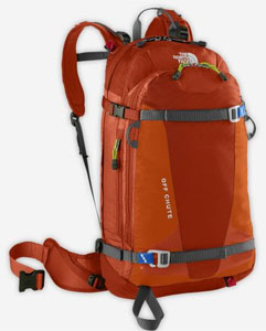 North Face Chute 22 winter pack