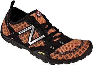 Barefoot and Minimalist Trail Footwear