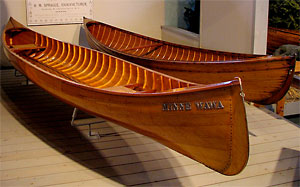 Choosing Your Canoe Materials Trailspace