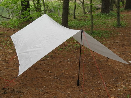 Lightweight Backpacking Shelter Makeover Trailspace Com