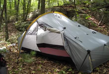 Lightweight Backpacking Shelter Makeover Trailspace