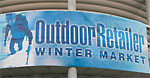 photo: Outdoor Retailer banner