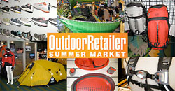 images from Outdoor Retailer