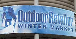 photo: Outdoor Retailer Winter Market banner